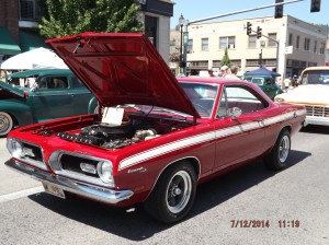 Best MoPar 1969 Plymouth Barracuda Larry K& Peggy Brown Kamiah, ID