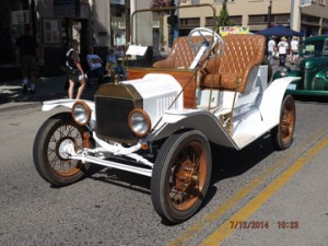 Pre 1930 1913 Ford Model T Speedster Gary Kiesecker La Grande, OR