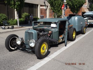 Rat Rod 1934 Ford PU Dan Bock Milton Freewater, OR
