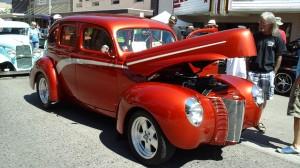 1940-49 caror truck