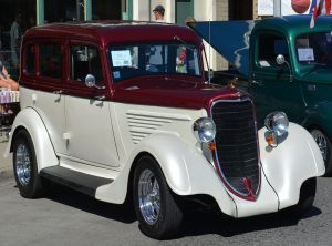 1st 1930-39 car or truck